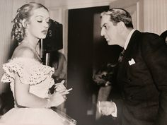 Bette Davis Estate ·  その他 BetteDavis with designer Orry-Kelly on the set of JEZEBEL Old Hollywood Movies, Old Hollywood Glamour, Hollywood Actor, Classic Hollywood, Classic Actresses, Actors & Actresses, Orry Kelly, Betty Davis, Film Genres