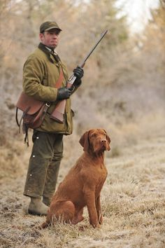 The Hungarian wirehaired vizsla is a true all-rounder and becoming more and more popular in the field, due to a charming temperament and working ability Grouse Hunting, Quail Hunting, Pheasant Hunting, Hunting Dogs, Hunting Birds, Coyote Hunting, Hunting Stuff, Turkey Hunting, Archery Hunting