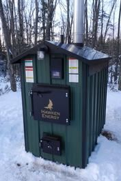 1000 Images About Outdoor Wood Furnace On Pinterest