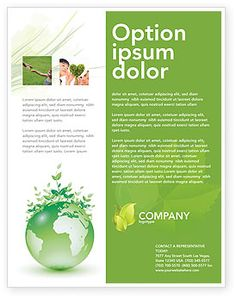1000 images about flyer templates on pinterest brochure for Environment brochure template