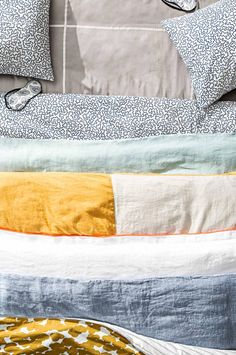 'Best buys: bed linen'. Styling by Joseph Gardner. Photography by Sam McAdam-Cooper.