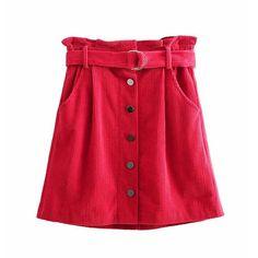 Vintage Corduroy Ladies Mini Skirt – Nads Shoes Vintage Skirt, Corduroy, Mini Skirts, Lady, Casual, Pattern, Clothes, Shoes, Women