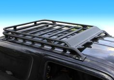 I want this roof rack for my Jimny! Who is the manufacturer?