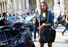 Strest Style Paris Fashion Week Spring 2014 #Justyou #Vogue #PFW