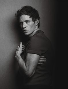 Eddie Redmayne [from 'The Danish Girl'] photographed by Peter Lindbergh for W Magazine — Best Performances 2015 (January 2016)