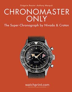 Chronomaster Aviator Sea Diver: this singular name belongs to one of the most original professional watches of the 1960s, combining an unparalleled number of functions with a timeless design. This book reveals the incredible diversity of the Chronomaster models. It is intended both as an initiation for connoisseurs of exceptional watches and as a reference guide for collectors.