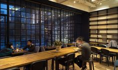 Underline cafe by by LYCS Architecture, Hangzhou – China » Retail Design Blog