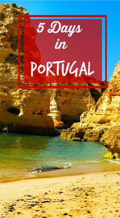 Beginner's Guide for Portugal. How to make the most out of a few days!