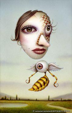 Queen Bee...Naoto Hattori