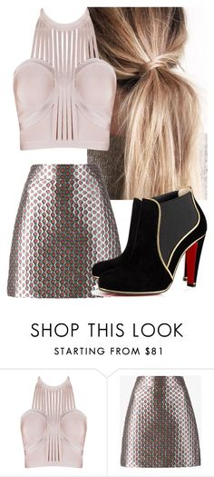"""""""Untitled #9014"""" by carmellahowyoudoin ❤ liked on Polyvore featuring Miu Miu"""