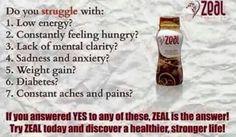 The struggle is real.  #zealforlife www.devonne.tryzeal.me