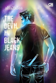 The Devil in Black Jeans by Alia Zalea