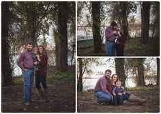 Reflections Photography: A New Madrid, MO Family Portrait Session. This family is simply adorable! Loved photographing them down at the river and getting some great candid shots with their little guy!