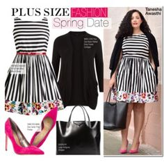 Plus Size Fashion- Spring Date