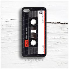 iPhone 5 Case Cassette Tape iPhone 5s Case Vintage by HelloNutcase, $19.00