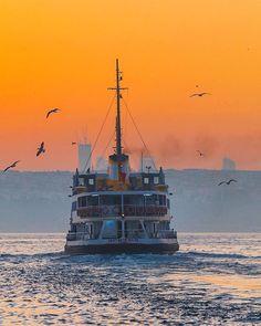 Sailing Ships, Istanbul, Boat, Landscape, Nice, Dinghy, Scenery, Boats, Nice France