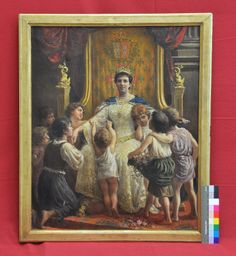 Museu da Saúde Portuguese, Portugal, Royalty, Country, Painting, Beautiful, Art, Queen, Museum