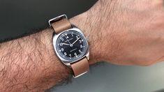 HAMILTON PILOT PIONEER MECHANICAL H76419531 Hamilton, Pilot, Watches, Leather, Accessories, Wrist Watches, Wristwatches, Clocks, Pilots