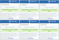 #ThankYou for spending the day with ezswag.com for the #SwagBucks #Swag Gags #SwagCode Extravaganza. We hope you had #fun earning #swagbucks the EZ Way!! #ThankYouForFollowing #ezswag