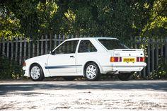 Ford Escort RS Turbo 1985