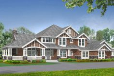 I love this plan. I think this would be perfect for us! House Plan 132-178