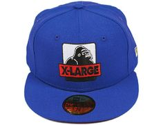 X-LARGE x NEW ERA「Original Gorilla」59Fifty Fitted Baseball Cap