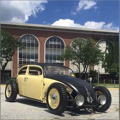 Custom vw bug rat rod trucks and cars ratrodtrucks Custom Vw Bug, Custom Cars, Volkswagen, Vw Rat Rod, Hot Vw, Car Storage, Vw Cars, Vw Beetles, Kustom