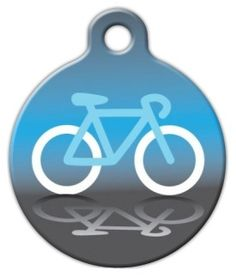 Show your appreciation for your favorite choice of transportation with this simple, yet modern design!Each of our pet ID tags are designed and illustrated by artists from all over the globe, and printed with affection and care in the mountains of North Carolina. They are ultra-durable and are guaranteed to always be legible.