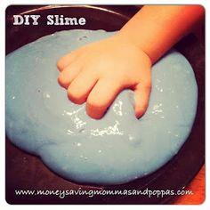 DIY Slime! SO EASY and FUN!