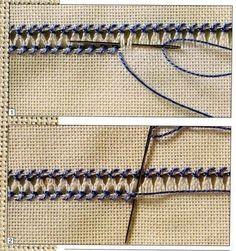 Такой вид вышивки, как мережка, сегодня опять набирает популярность. Если вы хотите украсить свою одежду модным рукодельным узором, то эта техника – именно то, …