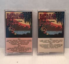 The producers have hand-picked a fine cross-section of Hawaiian melodies, showing the gradual evolution of the Hawaiian musical scene as the form became more popular in the 1930s. The original recordings have been expertly remastered, giving them new sparkle and immediacy. | eBay!