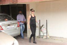 Kareena Kapoor Khan was spotted at the Bandra
