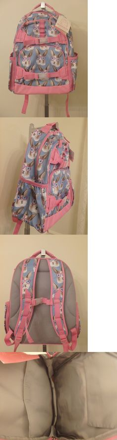Backpacks and Bags 57882: Pottery Barn Kids Mackenzie Cool Bunny Rabbit Large Backpack New -> BUY IT NOW ONLY: $59.99 on eBay!