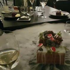Я такого десерта никогда не видела #красивожитьнезапретишь#мишленовскийресторан#необожрешься#оченькрасиво