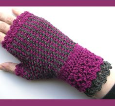 fingertips -  - Double Take Mitts