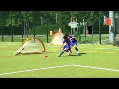 Taktik - Zweikampfschulung - 1 vs 1 (off./def.) - Gegner seitlich - FC C...