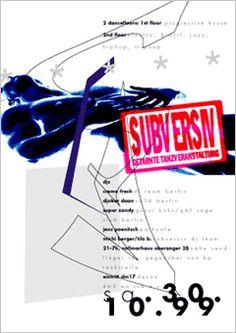 Event Poster. Design: Marc Posch Design, Inc. Los Angeles