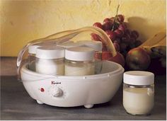 Check out the deal on EuroCuisine Yogurt Machine with Timer YM100 at Ultimate Nourishment - Discount Prices Free Shipping