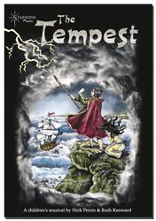 An amazing musical introduction to Shakespeare's 'The Tempest'. Dramatic and full of life as Prospero the magician attempts to find justice. - The Tempest junior musical leavers show The Tempest School Play, Shakespeare, The Magicians, Plays, Literacy, Musicals, Drama, Teaching, Games