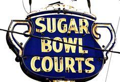 Sugar Bowl Courts Motel
