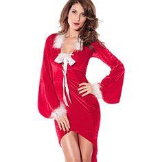 #Christmas Rosso e Verde Bretelle deluxe per babbo Natale Natività Costume