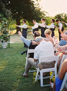 Wedding prayer, guests extend their hands to bless the couple and their marriage. I will not forget this! Wedding Ceremony Ideas, Wedding Pictures, Perfect Wedding, Dream Wedding, Wedding Day, Wedding Prayer, Wedding Flowers, Wedding Goals, Wedding Planning
