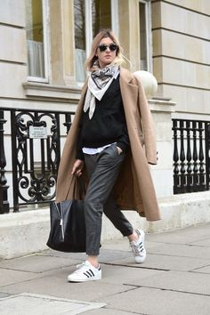 Fashion Cognoscente: Trend Alert: Rock Adidas For Fall