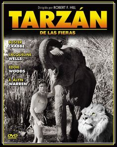 TARZAN DE LAS FIERAS (TARZAN THE FEARLESS, 1933, Full movie, Spanish, Ci...