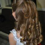 penteados para dama de honra