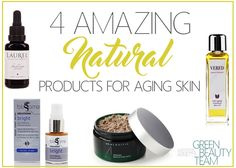 Natural Anti-Aging Products For Skin: Myth or Reality? | Green Beauty Team | Bloglovin'
