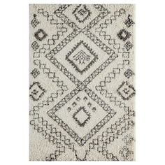 """Chios Accent Rug - Ivory (3'-11"""" x 5'-7"""") : Target"""