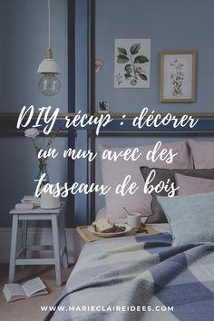 Mur Diy, Decoration Originale, Piece A Vivre, Home Decor, Envy, Wall Art, Decoration Home, Room Decor, Home Interior Design