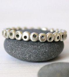 Silver-coral-circle-dot-band-torch-1448050406
