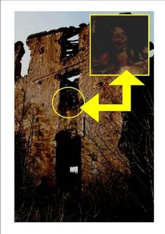 Haunted house in Spain - Figures and faces - Gallery - Ghost Mysteries Discussion Forums